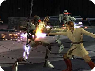 Star Wars Episode 3 Revenge Of The Sith Review Preview For Playstation 2 Ps2