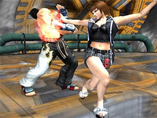 Tekken 5 Review Preview For Playstation 2 Ps2