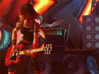 Guitar Hero Review Preview For PlayStation 2 PS2
