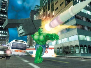 Hulk Ultimate Destruction Cheats Gamecube