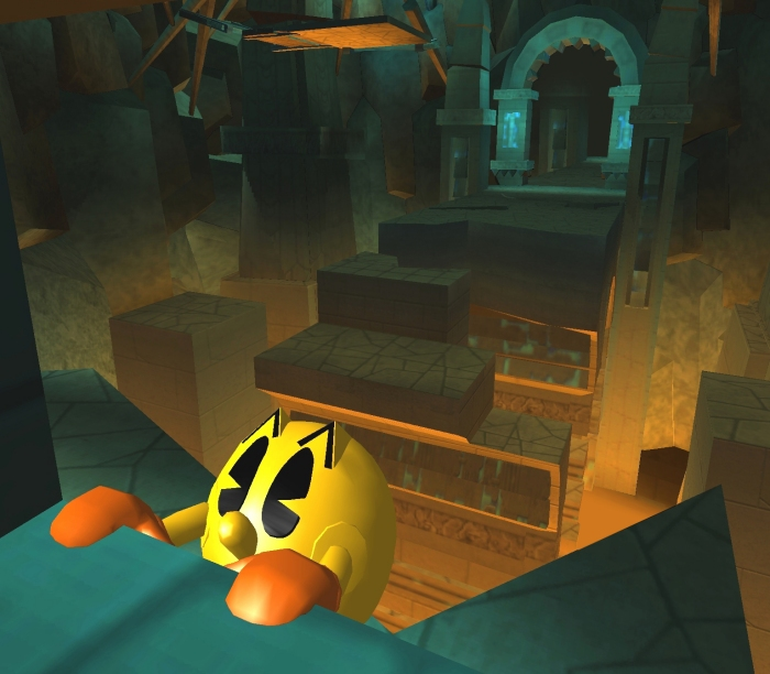 Pac Man Playstation >> Pac-Man World 3 Review, Preview, Screenshots, Movies, Trailers, Downloads for PlayStation 2 (PS2)