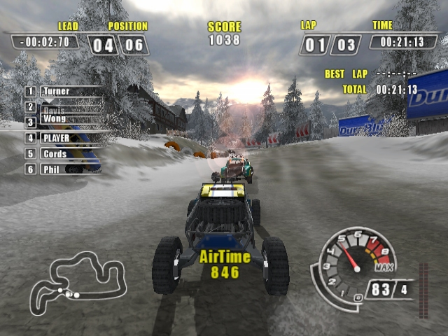 ATV Offroad Fury 4 Review / Preview for PlayStation 2 (PS2)