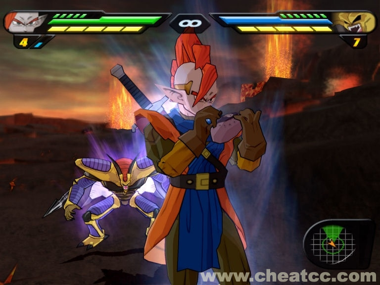 Dragon Ball Z Budokai Tenkaichi 2 Review Preview For