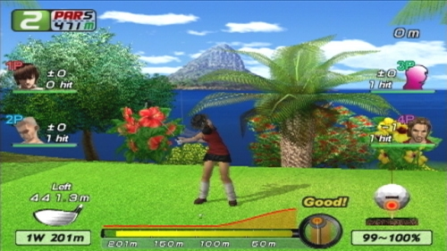 Eagle Eye Golf screenshot
