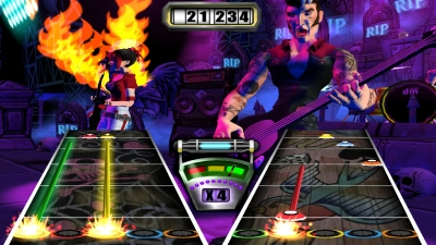 Guitar Hero 2 screenshot