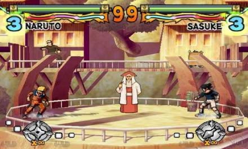 Naruto: Ultimate Ninja Review / Preview for PlayStation 2 ...