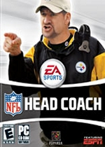 NFL Head Coach box art