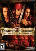 Pirates of the Caribbean: Legend of Jack Sparrow box art