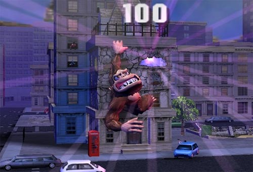 Rampage Total Destruction Review Preview For Playstation 2 Ps2