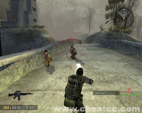 Socom Ps2 Cheats