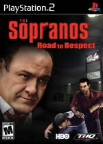 The Sopranos: Road To Respect Box Art