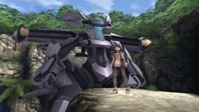 Xenosaga Episode 3: Also sprach Zarathustra screenshot
