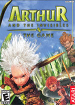 Arthur and the Invisibles Review box art