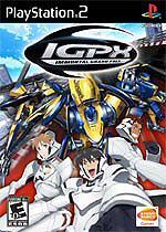 IGPX Immortal Grand Prix box art