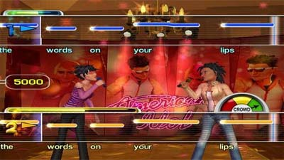 Karaoke Revolution Presents: American Idol screenshot