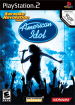 Karaoke Revolution Presents: American Idol box art