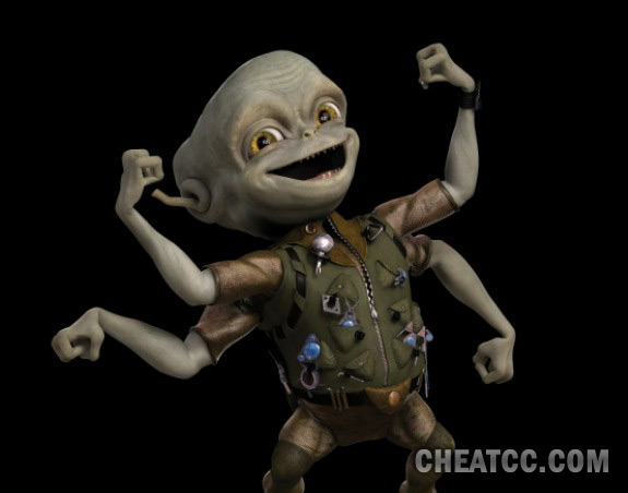 Aliens In The Attic Review For Playstation 2 Ps2