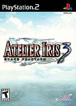 Atelier Iris 3: Grand Phantasm box art