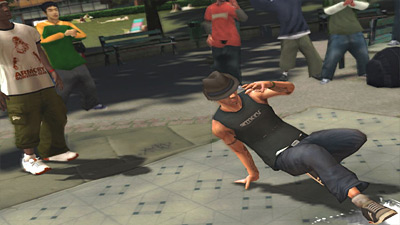 B-Boy screenshot