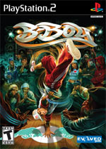 B-Boy box art