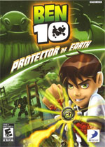 Ben 10: Protector of Earth box art