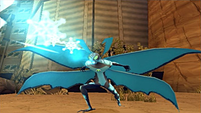 Ben 10: Alien Force screenshot