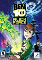 Ben 10: Alien Force box art