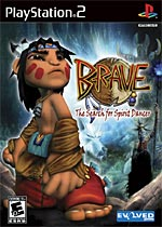 Brave: The Search for Spirit Dancer box art