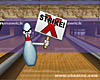 Brunswick Pro Bowling screenshot - click to enlarge