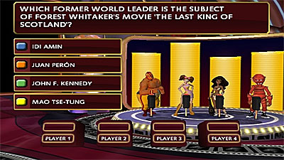 Buzz! The Hollywood Quiz screenshot