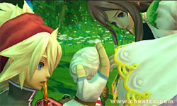 Dawn of Mana screenshot