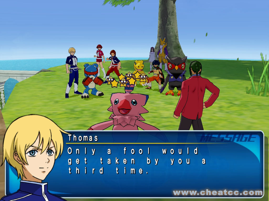 Digimon world data squad review for playstation 2 ps2