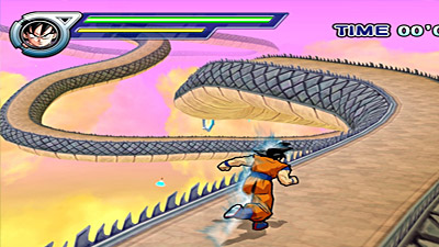 Dragon Ball Z: Infinite World screenshot