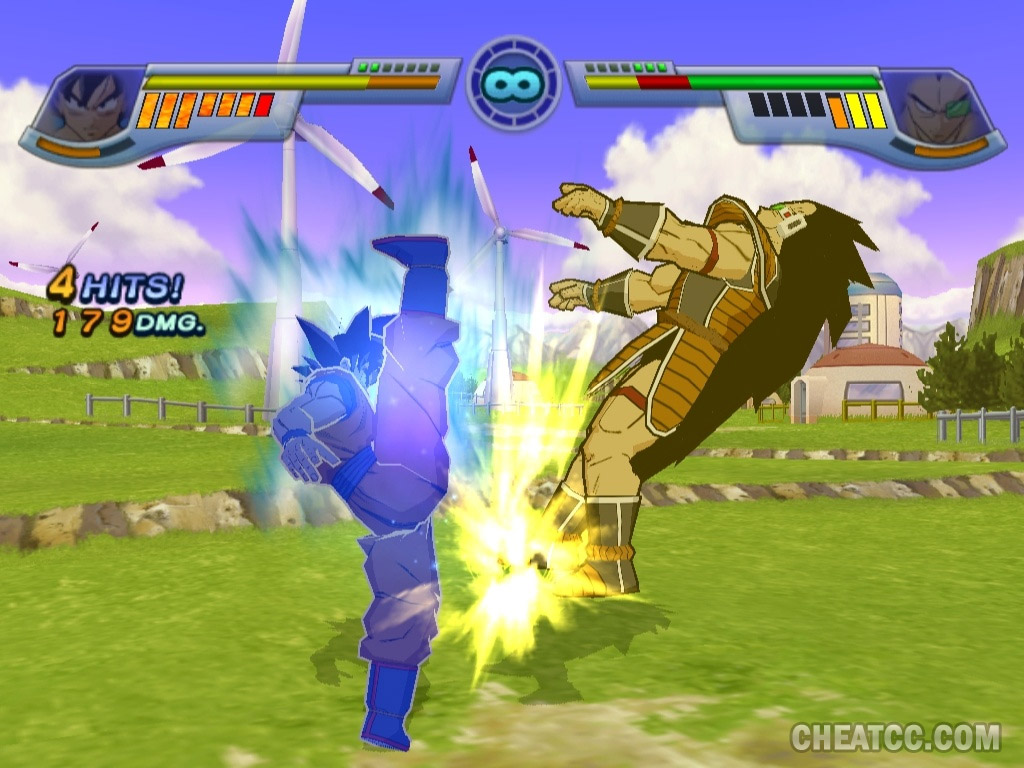 Dragon Ball Z Infinite World Review For Playstation 2 Ps2