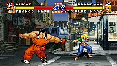 Fatal Fury: Battle Archives Volume 2 screenshot