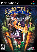GrimGrimoire box art