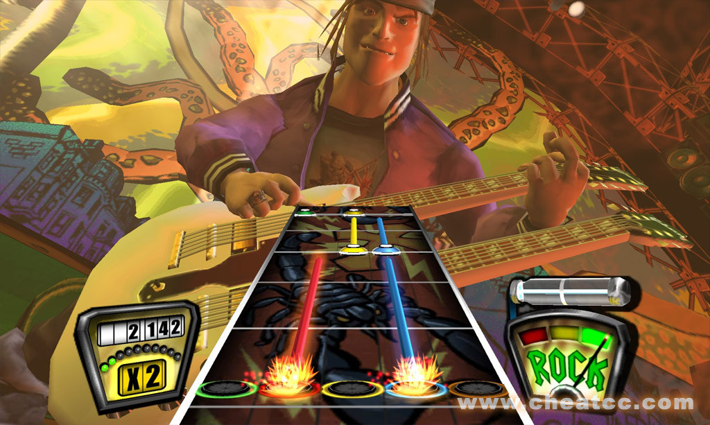 Guitar Hero 2 Tracklist : guitar hero encore rocks the 80s tracklist liceswindti ~ Hamham.info Haus und Dekorationen