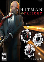 Hitman Trilogy box art