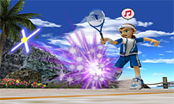 Hot Shots Tennis screenshot