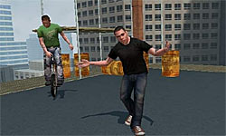 Jackass: The Game screenshot