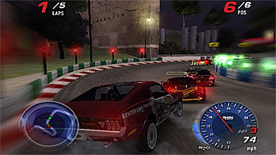 Juiced 2: Hot Import Nights screenshot