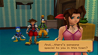 Kingdom Hearts RE: Chain of Memories screenshot