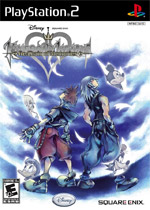 Kingdom Hearts RE: Chain of Memories box art