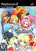 Mana Khemia 2: Fall of Alchemy box art