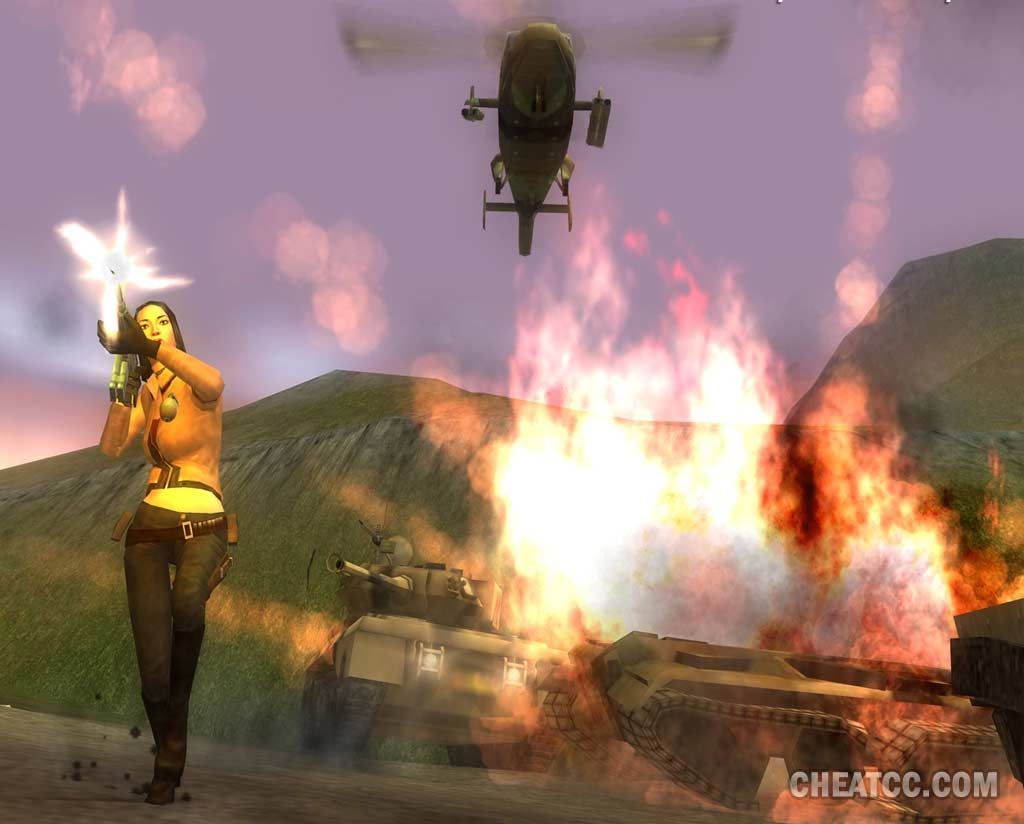 Mercenaries 2 world in flames review for playstation 2 ps2 mercenaries 2 world in flames screenshot click to enlarge altavistaventures Choice Image