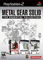 Metal Gear Solid: The Essential Collection box art