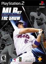 MLB 07: The Show box art
