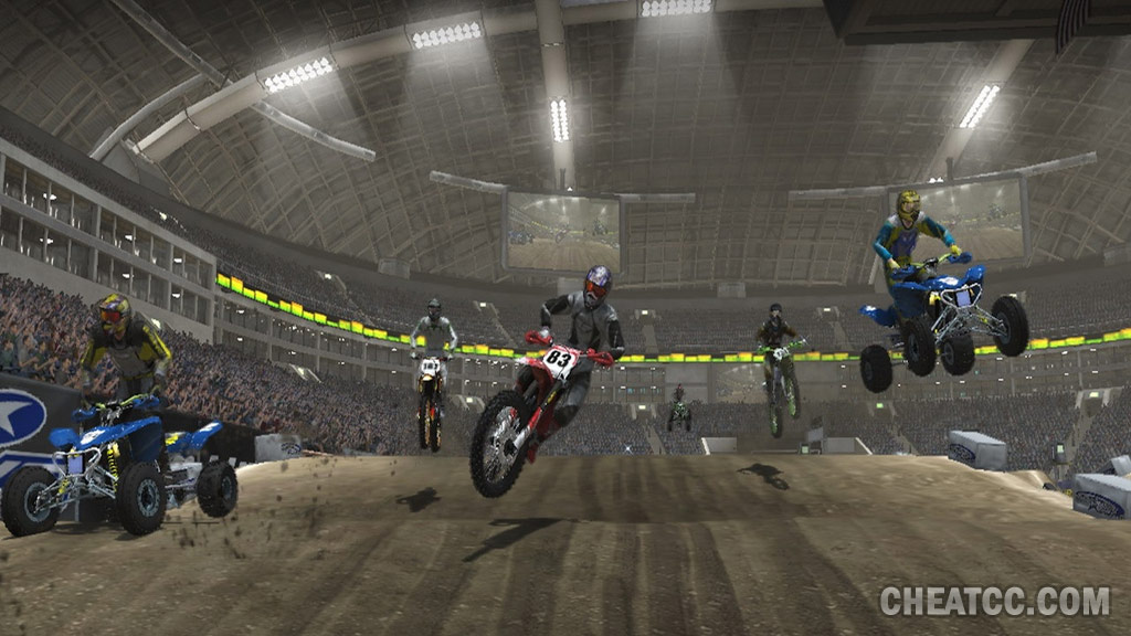 MX vs. ATV: Untamed Review for PlayStation 2 (PS2)