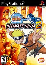 Naruto: Ultimate Ninja 2 box art