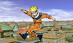 Naruto: Ultimate Ninja 3 screenshot
